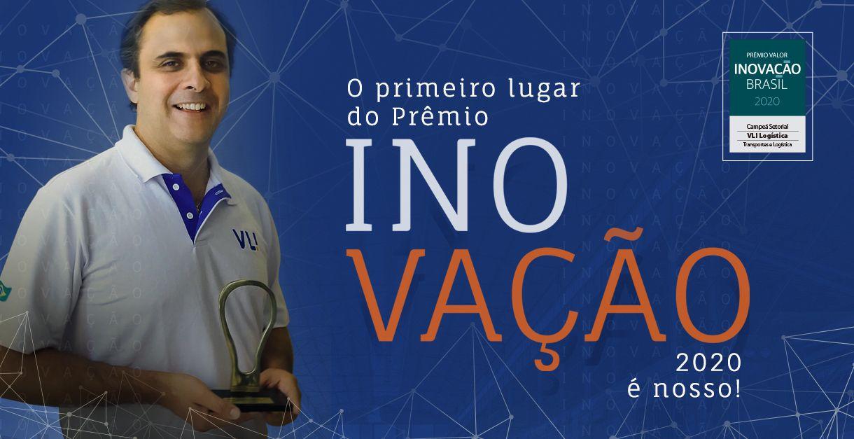VLI conquista Prêmio Valor Inovação Brasil 2020