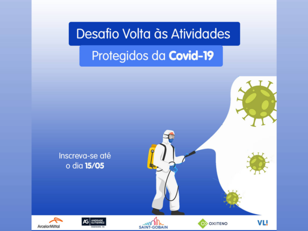 Desafio COVID-19 – Retorno às Atividades